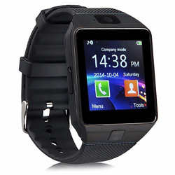 Bluetooth Smart Watch Dz09 Smartwatch Gsm Sim Card With Camera For Android Ios B