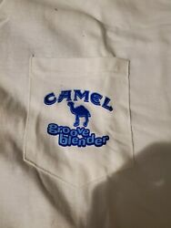 Vintage 1996 Camel Cigarettes T-shirt New In Box