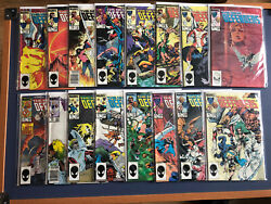 The New Defenders 16 Issue Collection Between 130 And 152 1983-85 Marvel Comics