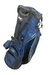 Ogio By Callaway Cirrus Stand Carry Golf Bag 7-way Fit-disc Double Strap Light