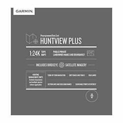 Garmin Huntview Plus Preloaded Microsd Cards With Hunting Management Units Fo...