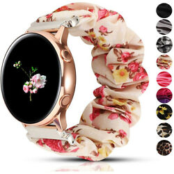 40/44mm Scrunchie Loop Band Strap Cute For Samsung Galaxy Watch Active/active 2