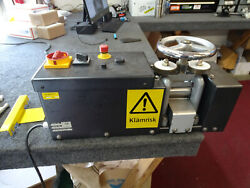 Durston Electric 3 Rolling Mill 2 Speed 230v 1ph W/ Lesson 0.8hp Gear Motor