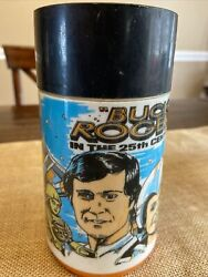 Vintage 1979 Buck Rogers In The 25th Century Thermos Aladdin