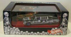 Hot Wheels Japan Convention Voltaire '63 Cadillac Hearse And Dairy Delivery 1500