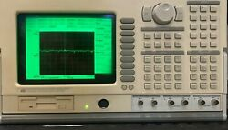 Stanford Research Systems Sr780 2 Channel Network Signal Analyzer W/ Knob Cover