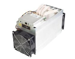 Litecoin Dogecoin Antminer L3+ 580mh/s+ Tuned Nh Fw Asic Minerw/psu Used