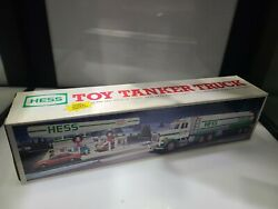 1990 Hess Toy Tanker Truck New In Box Never Opened