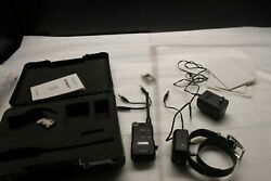 Dt Systems Super Trainer Edt 100 Dog Training Collar And Remote W/ Case