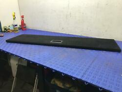 2018 - 2020 Ford Expedition Rear Trunk Cargo Carpet Floor Trim Panel Cover Ebony