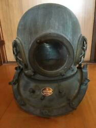 Kimura Diving Helmet Japanese Antique Divers From Japan Vintage Good Condition