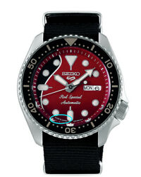 Seiko 5 Sbsa073 Brian May Andeacutedition Limitandeacutee Japan Version Of Srpe83k1 New In Box
