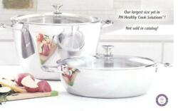 Princess House Healthy Cook - Solutions 14 Cookware Set New