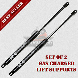 2pcs Gas Charged Universal Lift Supports Strut Extended Length 10 Froce 51lbs