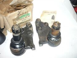 1959 Oldsmobile Ball Joints Pair Usa Made Trw 10103 10104
