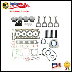 Pistons And Head
