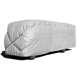 Class A Rv Cover 516 In. X 105 In. X 108 In. Elastic Hem Uv-water Resistant