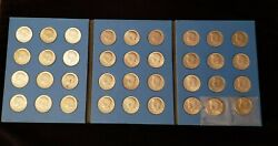 1964-2003 Kennedy Half Dollar Collection Set Of 37 With Special Mint Coins