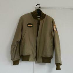 Buzz Ricksonand039s Authentic Winter Combat Jacket 55-j-110 Size 38r Used From Japan
