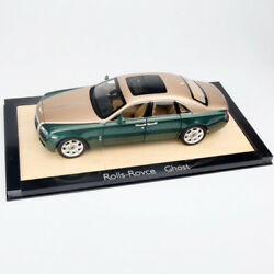 Kyosho 118 Scale Rolls-royce Ghost Diecast Car Model Collection Green 08802grg