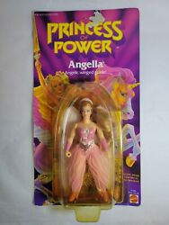 Rare Brand New Sealed Vintage Beautiful Angella From She-ra Princess Of Power