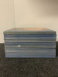 Set Of10 Time Life Books Hardback American Country Cooking Decorating Crafts