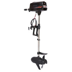 Electric Outboard Motor Fishing Boat Engine Brushless Motor 24v Hot Products