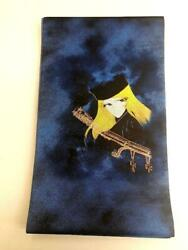 Galaxy Express 999 Mater Obi Kimono Exclusive F/s From Japan