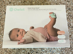 Owlet Smart Sock 3rd Gen Heart Rate And Oxygen Level Baby Monitor - Factory Sealed