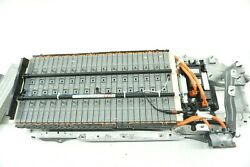 2012-2015 Toyota Prius Xw30 1.8l L4 Gasoline Electric Hybrid Battery Pack Oem