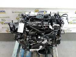 T1ga Complete Engine Ford Transit Connect Kasten Year 2013 1134254
