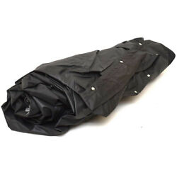 Lowe Boat Playpen Cover 2328711   Ss 250 Black Double Bimini Taylor Made