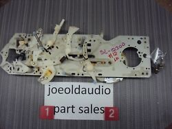Technics Sl-q300 Turntable Main Gear Assembly. Tested. Parting Out Sl-q300.