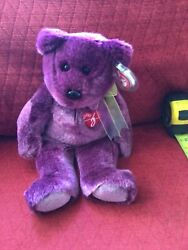 Vintage Ty Beanie Buddy 14andrdquo 2000 Signature Original Retired Collection Rare