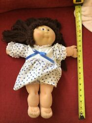 Vintage 1984 Cabbage Patch Kid Doll Rare Old Antique Collection