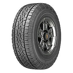 4 New Lt265/60r20/10 Continental Terraincontact A/t 10 Ply Tire 2656020