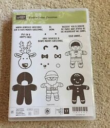 New Stampin Up Cookie Cutter Christmas Retired