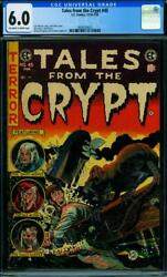 Tales From The Crypt 45 [1955] Certified 6.0 Rat Trap