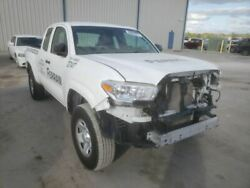 Rear Axle Access Cab 4 Cylinder Automatic Transmission Fits 16-17 Tacoma