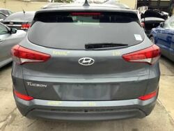 Trunk/hatch/tailgate With Privacy Tint Glass Fits 16-18 Tucson Grey 3945530