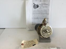 Rare Eisemann Dash Mounted Magneto Coil With Literature 1905 - 1910 Extra Nice