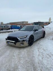 Audi A7 S7 Rs7 Grill All C7 Generation - Winter Grill - Aluminum
