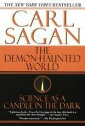 Demon Haunted World Science as a Candle in the Dark by Carl Sagan 1st PB ED