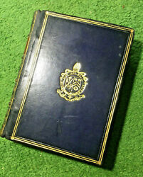 Rare Roll Of Winchester College, Sept. 1890 - May 1896. Pub. P And G Wells