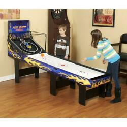 New Bluewave Products Shuffleboards Ng2015 Hot Shot 8 Ft. Skee Ball Table