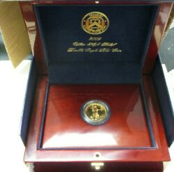2009 United States Mint Ultra High Relief Double Eagle Gold Coin