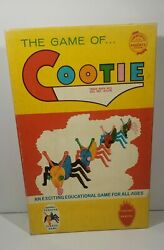 The Game Of Cootie By American Toy Schaper Mfg Minneapolis Vintage 200