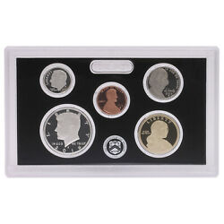 2016 S Partial Proof Set Kennedy Dime Nickel Cent 90 Silver Us Mint 5 Coins