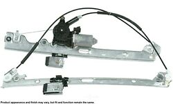 Power Window Motor And Regulator Assembly Front Right Cardone 82-179ar