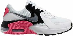 Authentic Nike Air Max Excee / Womens / White/cool Gray/black / Nib/ Hot Style